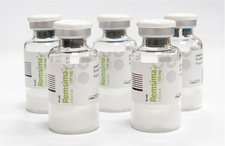 BSG guidance recommends switching to biosimilar infliximab
